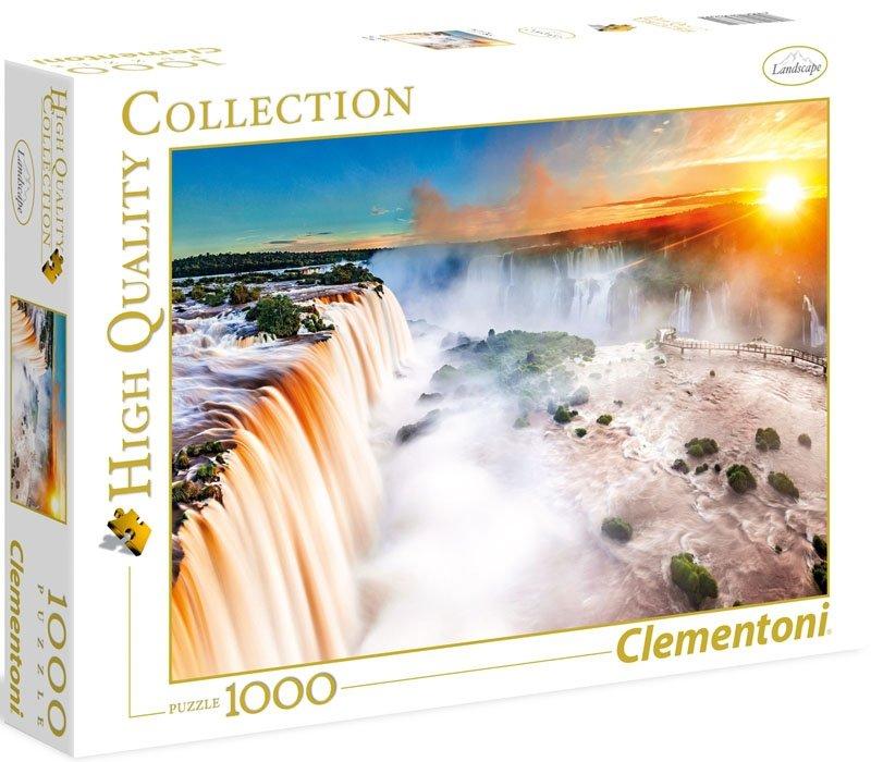 Puzzle 1000 Clementoni 39385 Wodospad