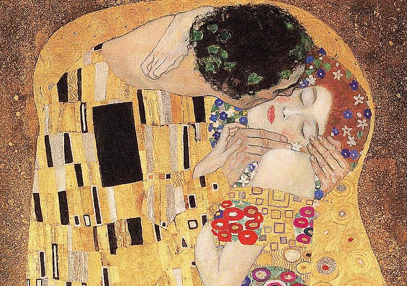 Puzzle 1000 Trefl 10559 Art Collection - Pocałunek