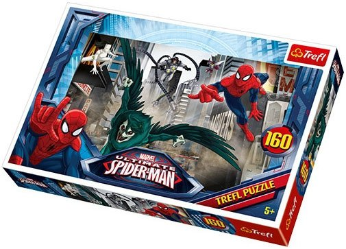 Puzzle 160 Trefl 15319 Spiderman