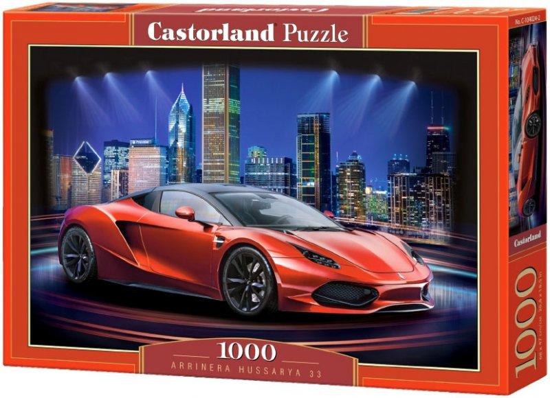 Puzzle 1000 Castorland 104024 Arrinera Hussarya 33