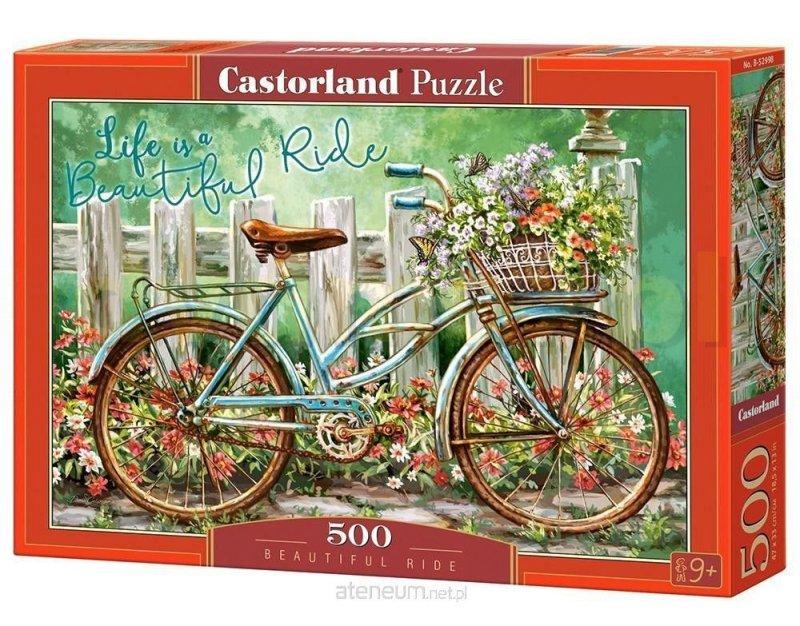 Puzzle 500 Castorland B-52998 Rower