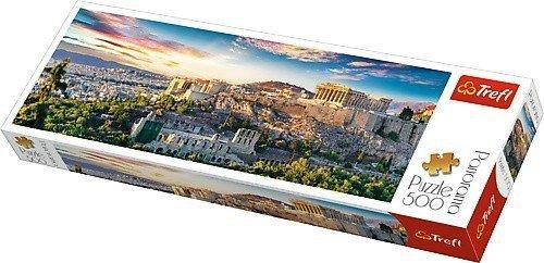 Puzzle 500 Trefl 29503 Panorama - Akropol - Ateny