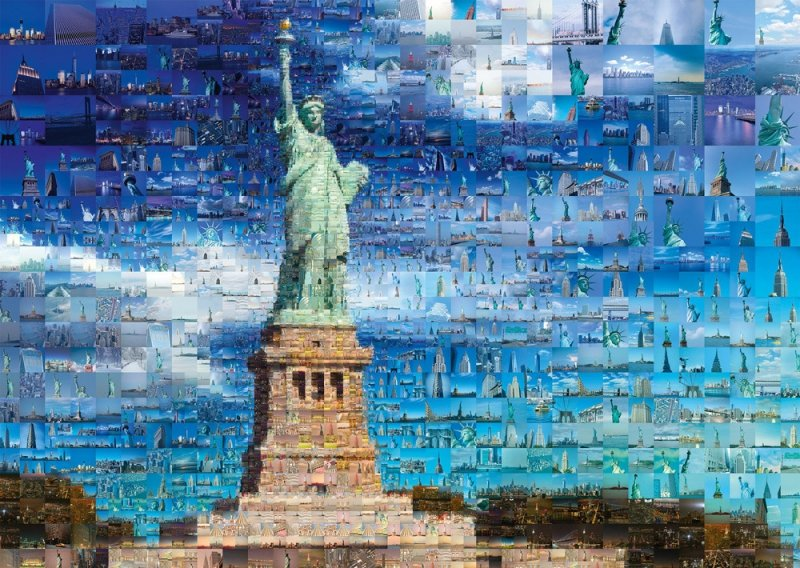 Puzzle 1000 Schmidt 59581 Charis Tsevis - New York