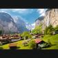 Puzzle 3000 Trefl 33076 Lauterbrunnen - Szwajcaria