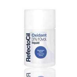 Woda utleniona RefectoCil Oxidant 3% w płynie - 100ml