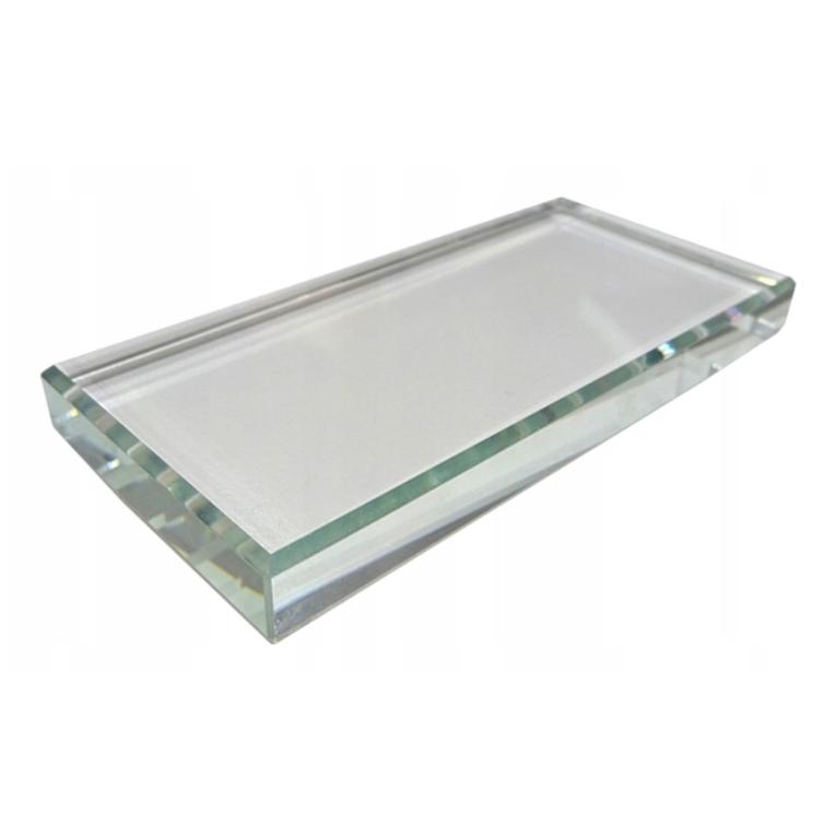 Holder / Podstawka kryształowa prostokątna pod paski rzęs