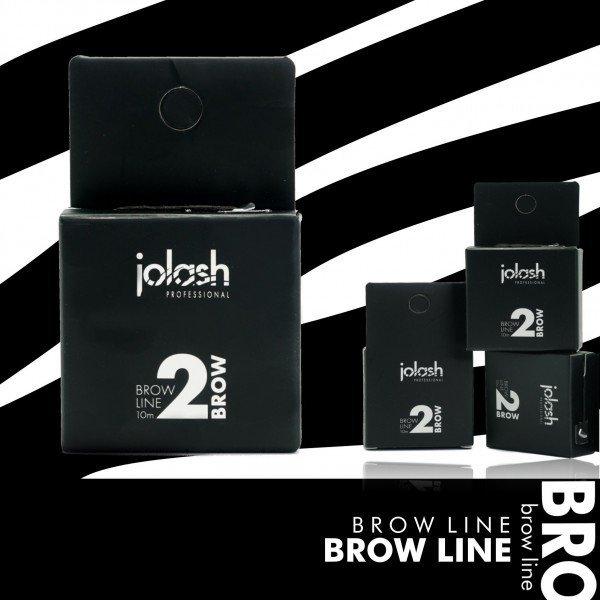 BROW LINE - nić barwiona do geometrii brwi by JoLash