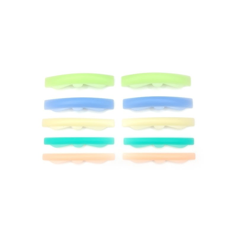 Silikonowe wałki – color mix by Looksus Lashes
