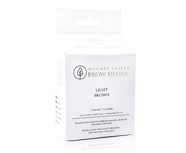 Wonder Brow Henna by Wonder Lashes