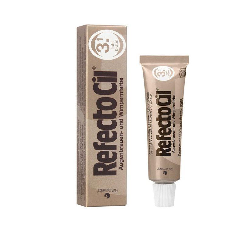 Henna do brwi RefectoCil 3.1 (jasny brąz)
