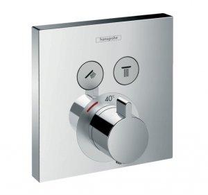 ShowerSelect Bateria termostatyczna do 2 odbiorników