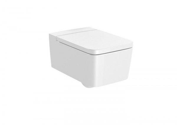 Inspira     Miska WC podwieszana Rimless Square z powłoką MaxiClean      Wymiary:      Szerokość: 370 mm.      Głębokość: 560 mm.      Wysokość: 440 mm.