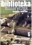 Biblioteka Historyczna nr 6 Tadeusz Królikiewicz - Wybrane zagadnienia z historii Instytutu Lotnictwa
