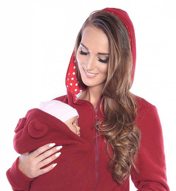 MijaCulture - polar do noszenia dziecka 3073A bordo 3