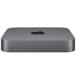 Mac mini i7-8700 / 16GB / 256GB SSD / UHD Graphics 630 / macOS / 10-Gigabit Ethernet / Space Gray
