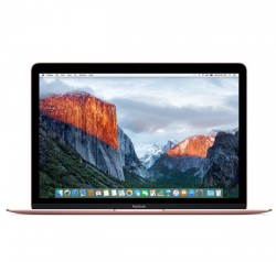 MacBook 12 Retina i5-7Y54/16GB/256GB/HD Graphics 615/macOS Sierra/Rose Gold