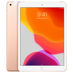 Apple iPad 10,2 7-gen 128GB Wi-Fi LTE Gold (złoty)