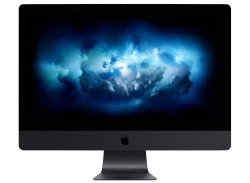 iMac Pro 27 Retina 5K Xeon W-2175/64GB/4TB SSD/Radeon Pro Vega 64 16GB/macOS High Sierra/Space Gray