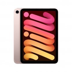Apple iPad mini 6 8,3 256GB Wi-Fi + Cellular (5G) Różowy (Pink)