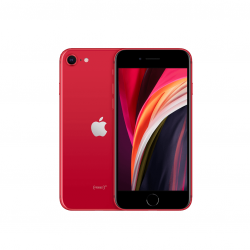 Apple iPhone SE 64GB (PRODUCT) Red (czerwony) 2020 - nowy model