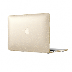 Speck SmartShell Obudowa do MacBook Pro 13 2018/2017/2016 Gold Glitter (złoty)