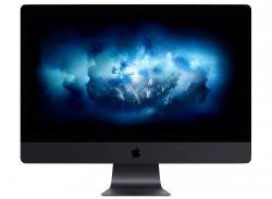 iMac Pro 27 Retina 5K Xeon W-2195/128GB/4TB SSD/Radeon Pro Vega 64 16GB/macOS High Sierra/Space Gray