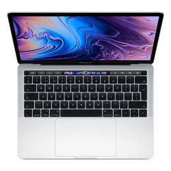 MacBook Pro 13 Retina Touch Bar i5 2,4GHz / 8GB / 256GB SSD / Iris Plus Graphics 655/ macOS / Silver (2019)