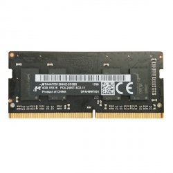 Micron 4GB SO-DIMM / DDR4 / 2400MHz / 260-PIN / 1,2 V / iMac 27 Retina 5K (2017)