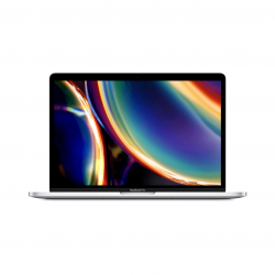 MacBook Pro 13 Retina Touch Bar i5 1,4GHz / 8GB / 512GB SSD / Iris Plus Graphics 645 / macOS / Silver (srebrny) 2020 - nowy model