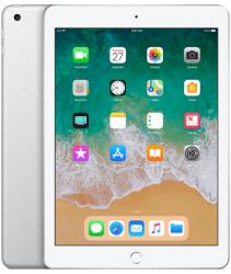 Apple iPad 6-gen 9,7 128GB Wi-Fi Silver