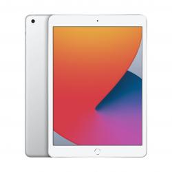 Apple iPad 8-generacji 10,2 cala / 32GB / Wi-Fi + LTE (cellular) / Silver (srebrny) 2020 - nowy model