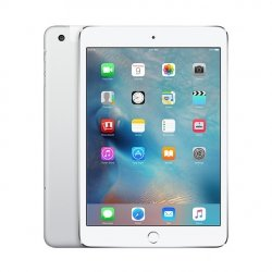 Apple iPad mini 4 Wi-Fi + LTE 128GB Silver