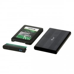 i-tec MySafe Advance AluBasic 2.5 USB 3.0