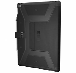 UAG Metropolis - obudowa ochronna do iPad Pro 12.9 2017 (czarna)