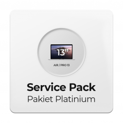 Service Pack - Pakiet Platinium 3Y do Apple MacBook Pro Air i Pro 13