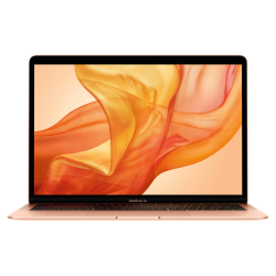 MacBook Air Retina True Tone z Touch ID i5 1.6GHz / 16GB / 512GB SSD / UHD Graphics 617 / macOS / Gold (2019)