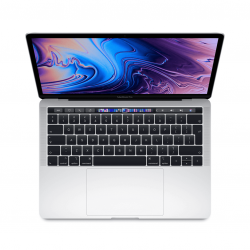 MacBook Pro 13 Retina Touch Bar i5 1,4GHz / 8GB / 256GB SSD / Iris Plus Graphics 645 / macOS / Silver (srebrny) - RFB