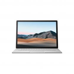 Microsoft Surface Book 3 15-cali / Intel Core i7 / 16GB / 256GB / Windows 10 Home - Platinium (platynowy)