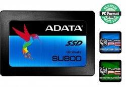 Dysk ADATA 256GB 2,5 SATA SSD Ultimate SU800 3D NAND
