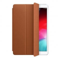 Apple Leather Smart Cover do iPad Air 10,5 / iPad Pro 10,5 Saddle Brown (naturalny brąz)