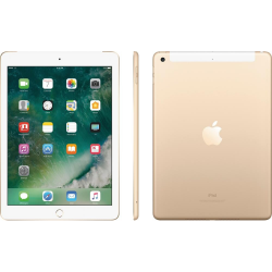 iPad 128GB Wi-Fi + LTE Gold
