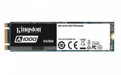 Dysk SSD Kingston 480GB M.2 PCIe x2 NVMe A1000