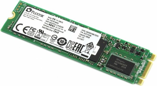 Dysk PLEXTOR 128GB SSD M.2 SATA III