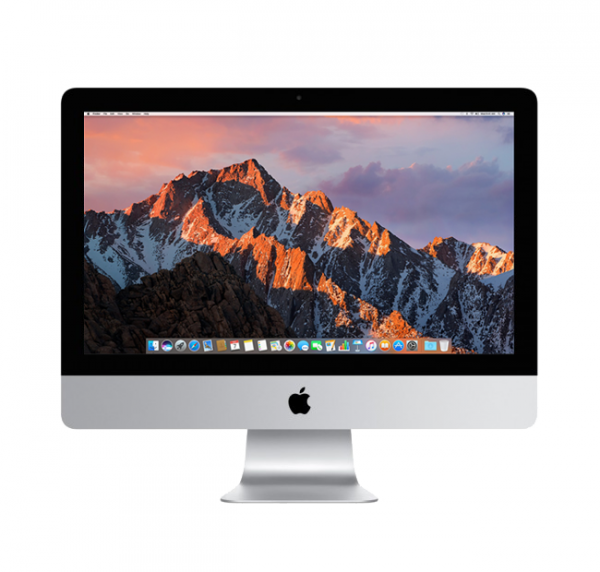 """iMac 21,5"""" i5-7360U/8GB/256GB SSD/Iris Plus Graphics 640/macOS Sierra"""