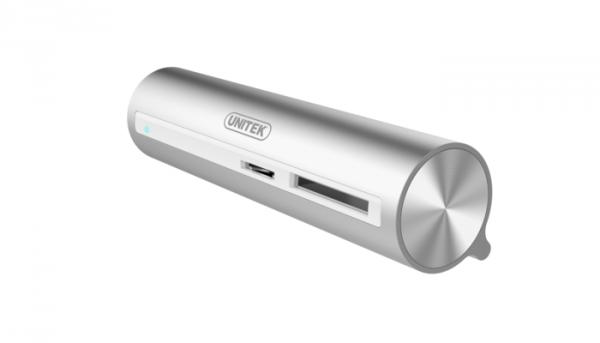 HUB Unitek USB-C do USB / SD / microSD