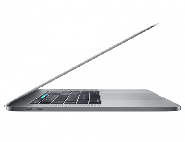 MacBook Pro 15 Retina TouchBar i7-7700HQ/16GB/512GB SSD/Radeon Pro 555 2GB/macOS Sierra/Space Gray