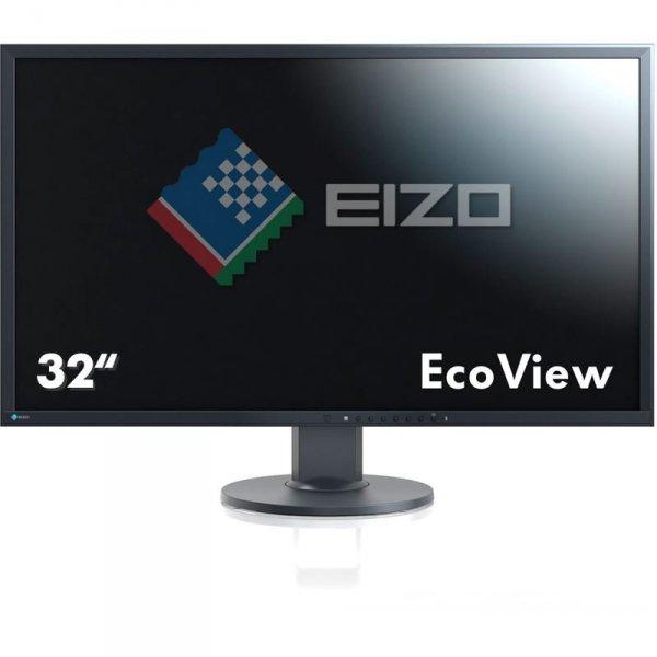EIZO FlexScan EV3237 32 4K IPS DisplayPort HDMI HUB USB
