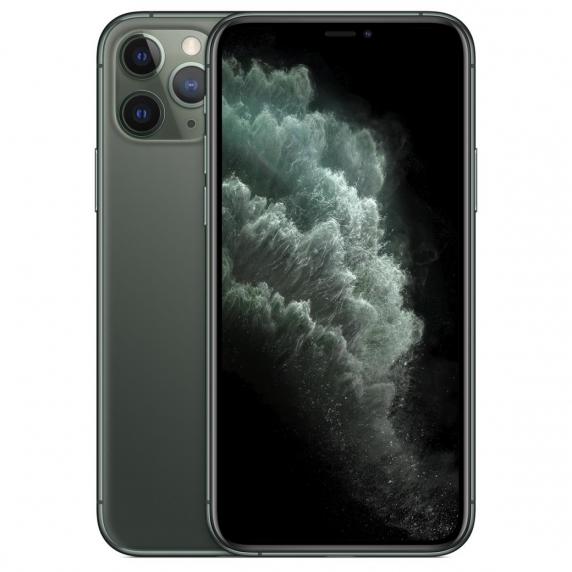 Apple iPhone 11 Pro Max 512GB Midnight Green (nocna zieleń)