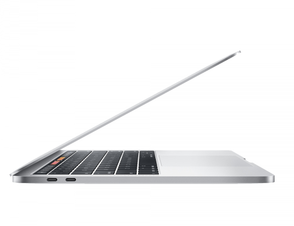 MacBook Pro 13 Retina TouchBar i7-7567U/8GB/512GB SSD/Iris Plus Graphics 650/macOS Sierra/Silver
