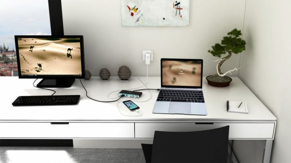 i-tec USB-C Mini 4K Stacja Dokująca - HDMI/Ethernet/USB 3.0/USB-C/USB-C Power Delivery/Data Port